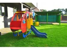 Сюжетно-ролевая детская площадка