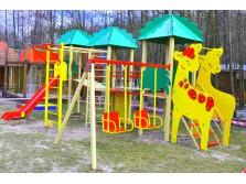 """Детская площадка """"Джунгли"""" - 2015г"""