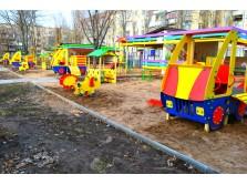 Игровая площадка для детского сада