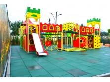 Фотографии установленных детских игровых площадок