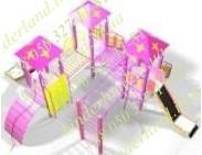 Игровой комплекс Барби-3.01