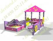 Песочный дворик Барби - 1.02
