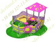 Песочный дворик Барби - 1.04