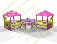 Песочный дворик Барби - 2.03