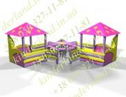 Песочный дворик Барби - 2.04