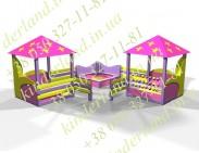 Песочный дворик Барби - 2.01