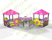Песочный дворик Барби - 2.05