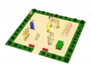 Спортивная площадка «Непоседа»