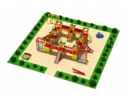 Типовая площадка «Крепость Нормандии»
