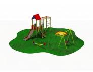 Детская типовая площадка