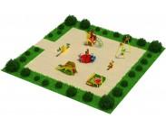 Типовая площадка «Зоопарк»
