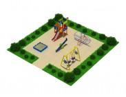 Типовая площадка «Морячок»