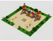 Детская площадка Фаворит