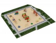 Типовая площадка №2 для детей с ОФВ