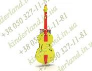 """Музичний елемент """"Гітара"""""""