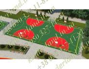 Спортивная площадка KL-12.07