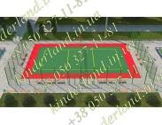 Спортивная площадка KL-12.08