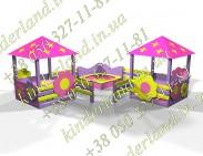 Песочный дворик Барби - 2.02