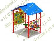 Игровой домик с кубиками