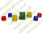 """Фигура """"Куб-2"""" с цыфрами"""