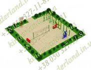 Типовая спортивная площадка «Омега»