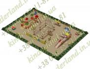 Типовая площадка №3 для детей с ОФВ