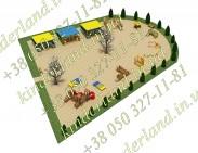 Типовая площадка для детского сада