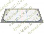 Хоккейная коробка 40х20, R= 5м