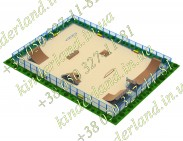 Площадка для скейтбординга №2